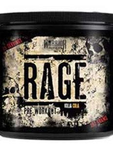 Warrior RAGE Pre Workout Supplement - 392g