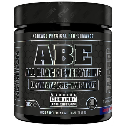 Applied nutrition ABE all black everything