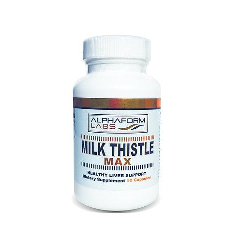 AlphaForm Labs Milk Thistle Max 60 Caps