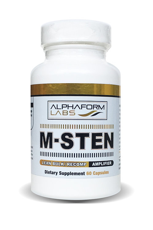 Alphaform Labs – M-STEN (60 caps)