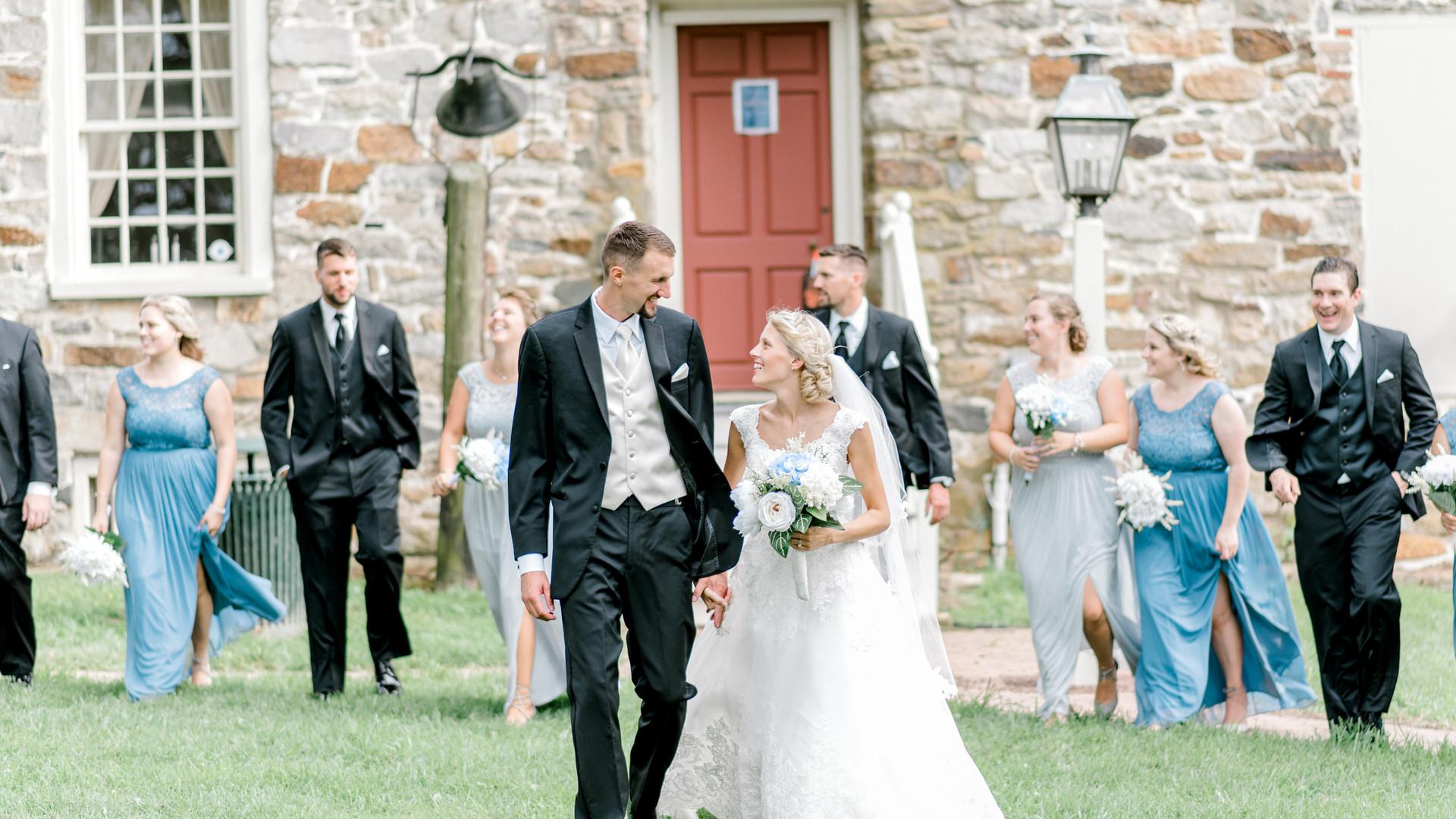 Megan and Drew's Wedding
