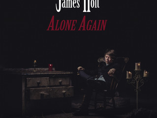 New single 'Alone Again' released today!