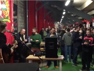 Video: The Smiths at FC United of Manchester