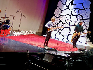 Performance at TEDx Youth Manchester