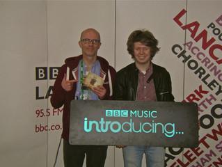 Interview on BBC Lancashire Introducing