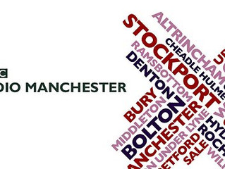 BBC Manchester Introducing plays 'Alone Again and Always'