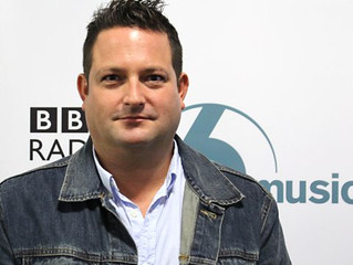Chris Hawkins plays new single again on BBC Radio 6music