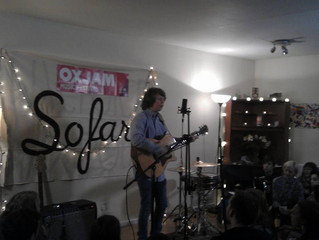 Sofar So Good! In aid of Oxjam