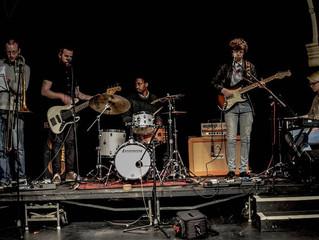 Sanguine On The Rocks EP Launch
