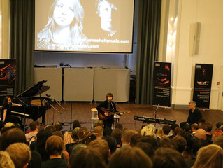 University of Salford songwriting masterclass
