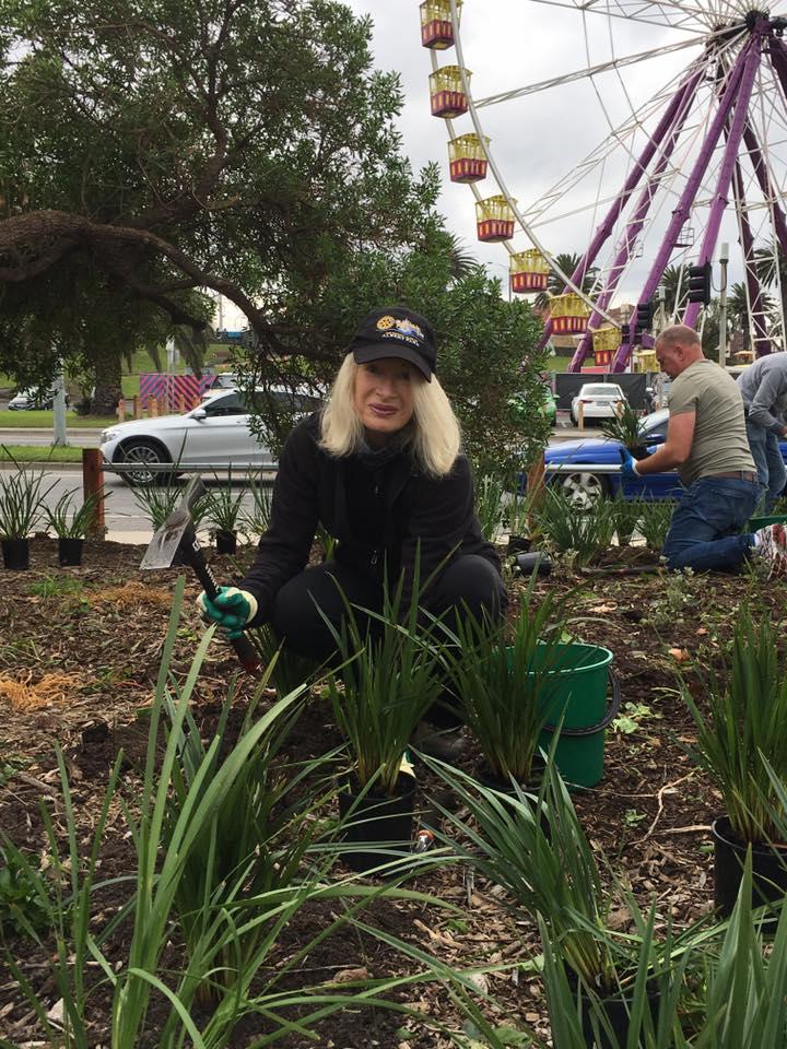 RCAP Planting in St Kilda