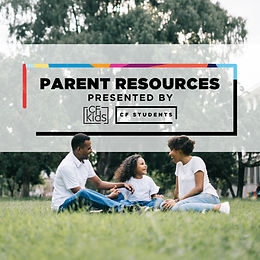 Resources for Parents/Recursos para padres