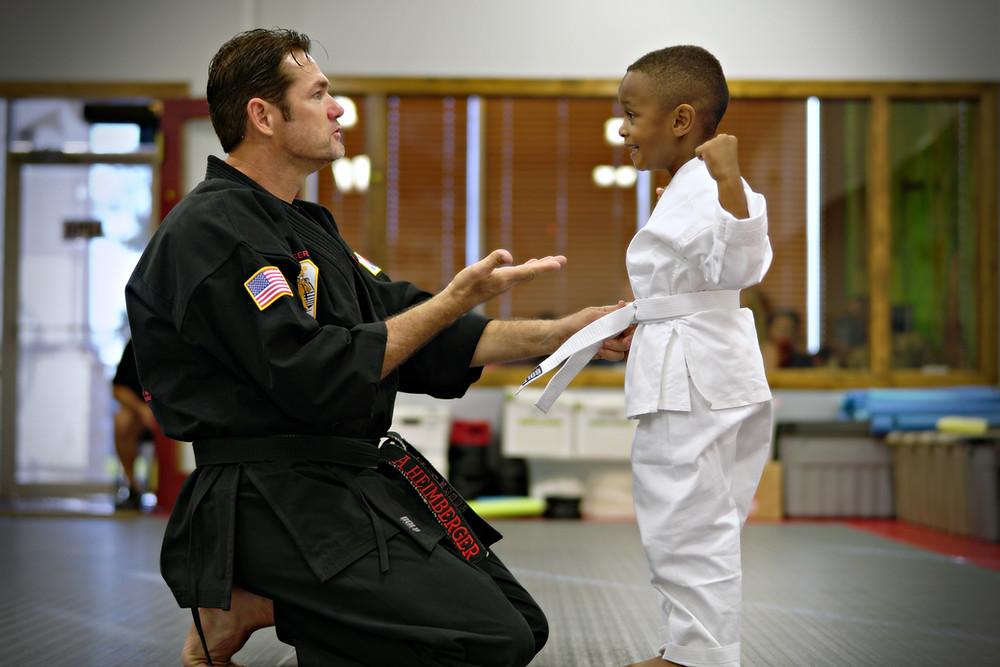 Kids Martial Arts Classes Wesley Chapel
