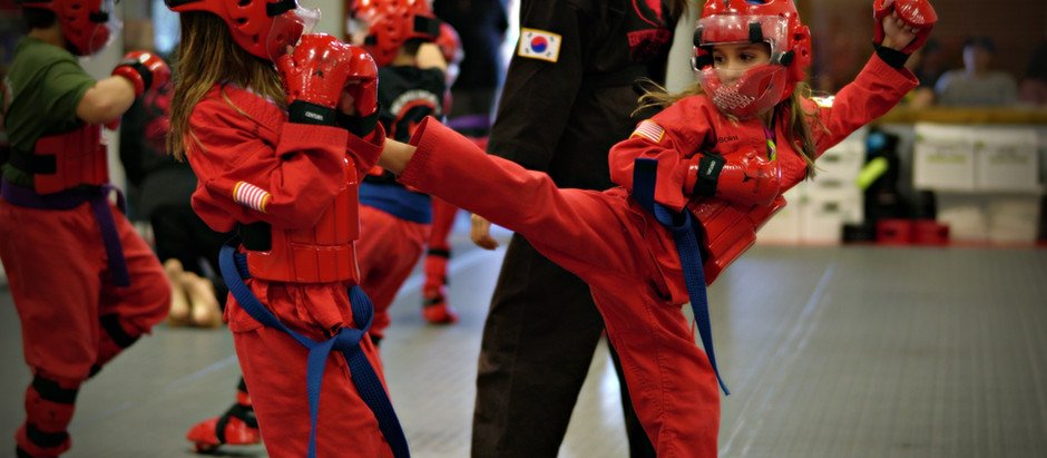 4 Reasons Why Learning Self-Defense Is Important For Children