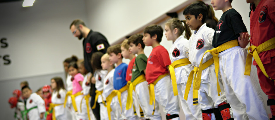 Self Control & It's Importance In Martial Arts