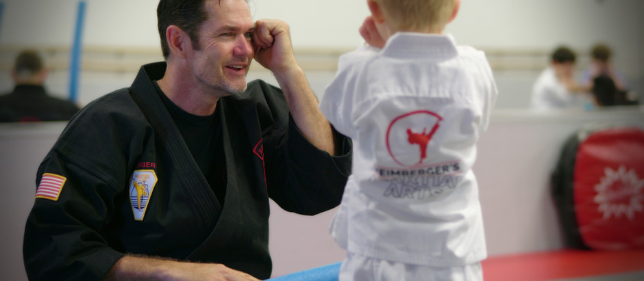 Achieving Goals Through Martial Arts