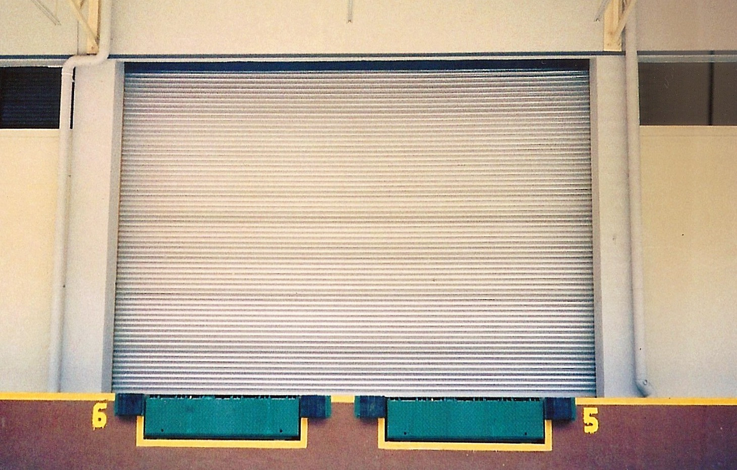 Aluminium Roller Shutter for Loading _ U