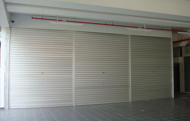 Aluminium Roller Shutter _sports halls.j