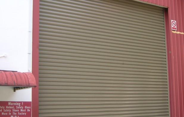 Heavy Duty Roller Shutter for warehouses