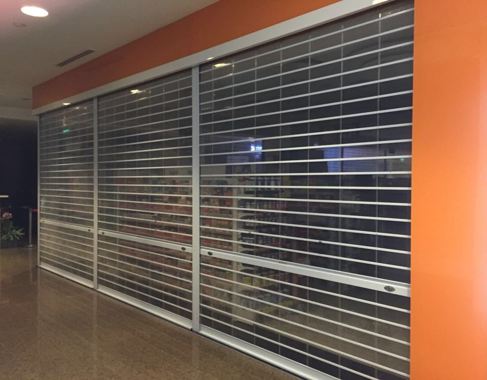 MVPS Roller Shutter for minimart in cond