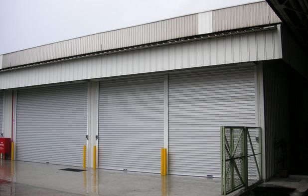 Aluminium Roller Shutter for factories.J