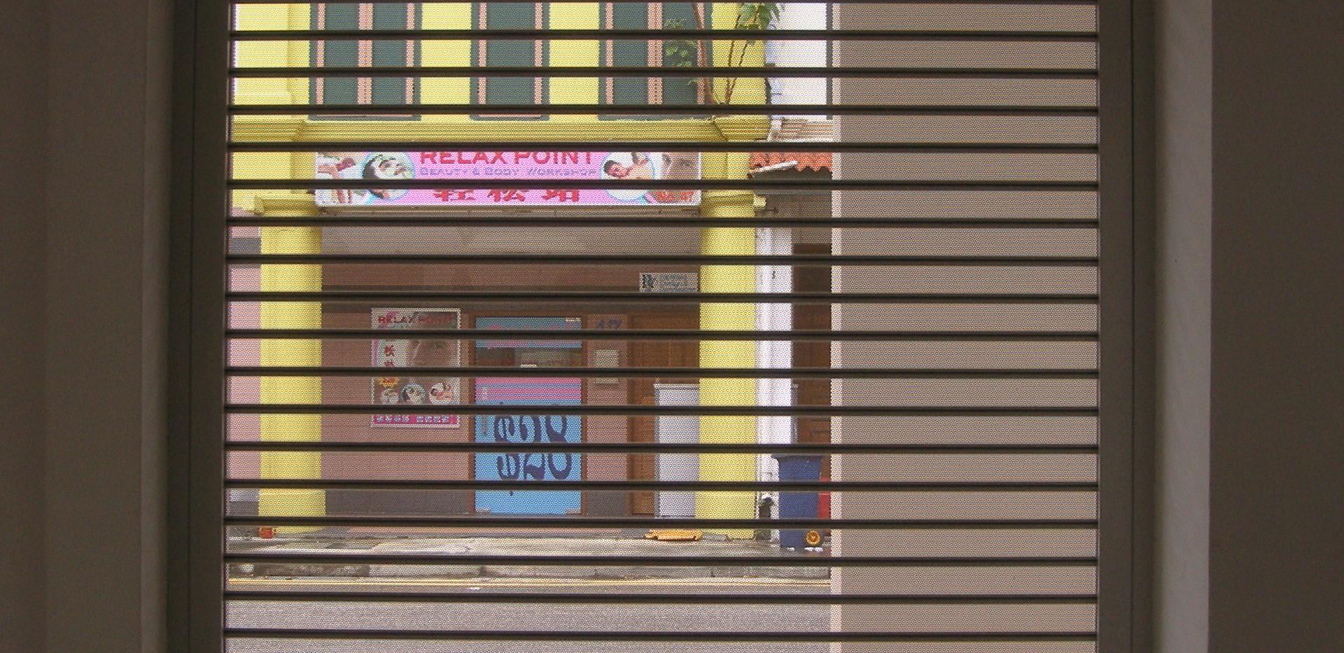 Perforated Roller Shutter _ Joo Chiat.JP
