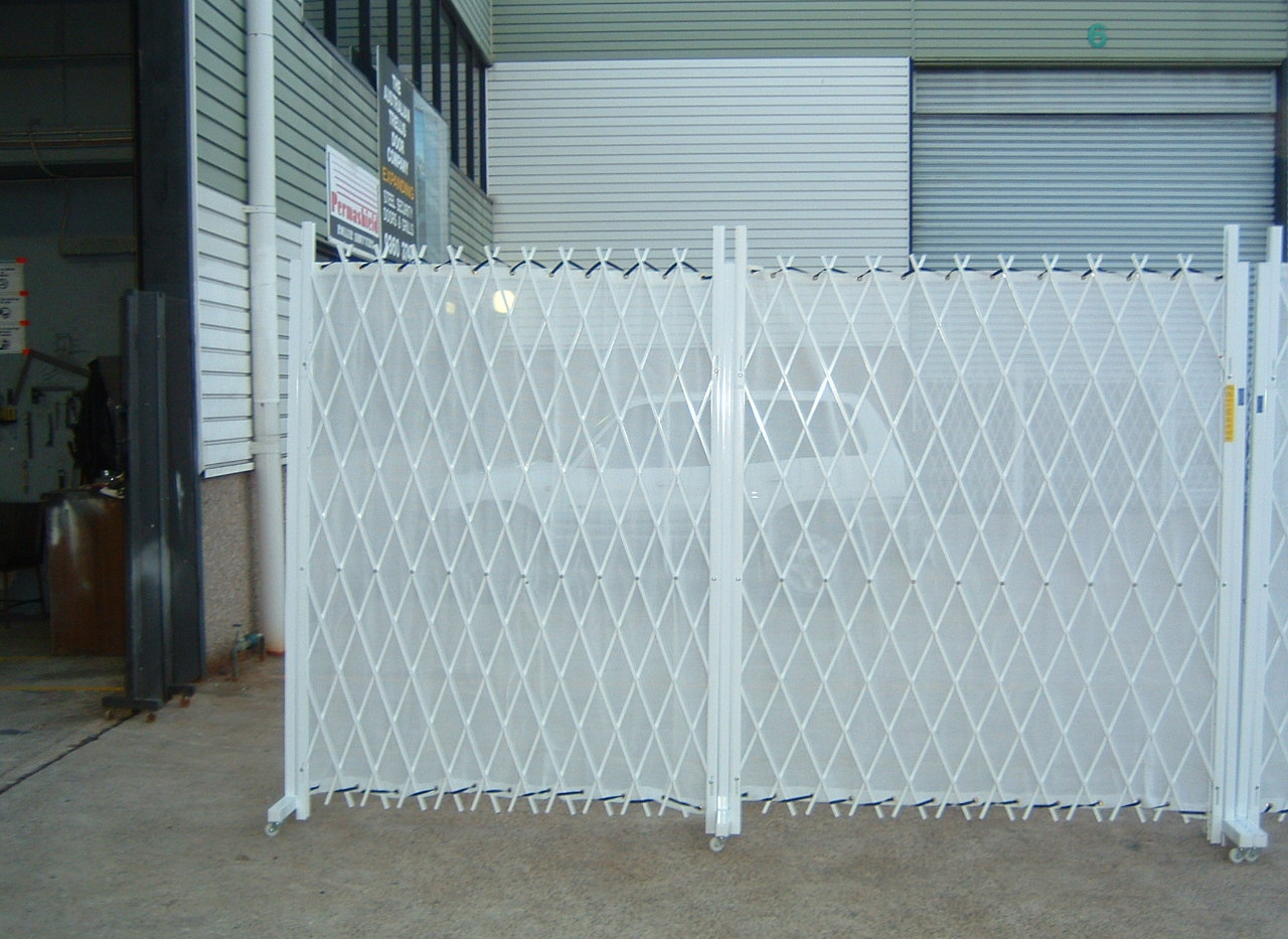 Safety Barrier as barricades in car park