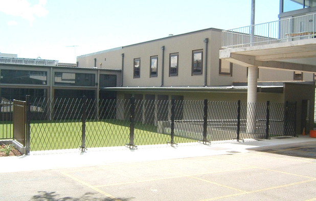 Security Barriers for low rise buildings