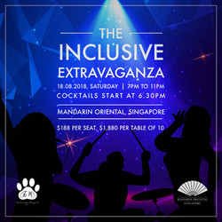 Inclusive Extravaganza - SS Dinner