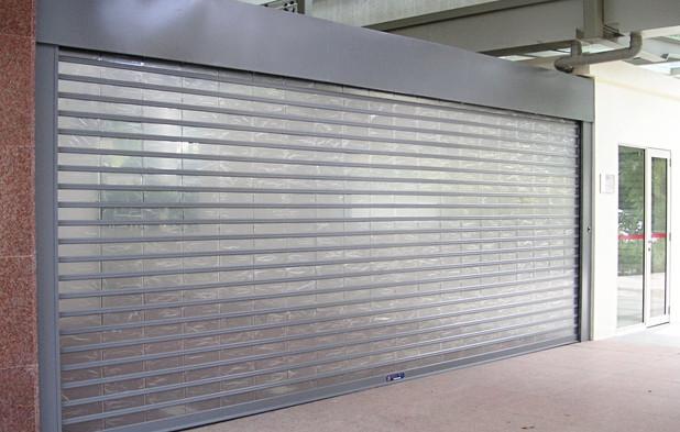 MVPS Roller Shutter for stores in MRT st