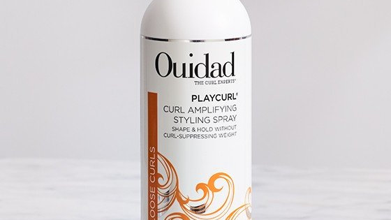 PlayCurl Amplifying Styling Spray
