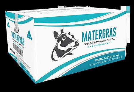 Caja Matergras