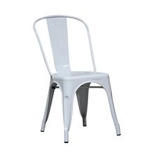White Metal Chair 200+