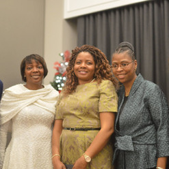 Founders David and Hope Porter, Gail Riddick and Patrice Dennis