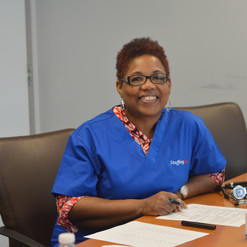 Staffing Etc Nurse Sandra Smith