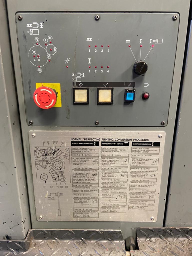 Komori GS 228P - 20