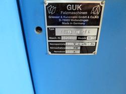 plieuse GUK K526 KTL-F4  36288  (2)