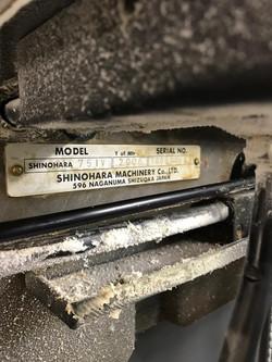 SHINOHARA 75 IV