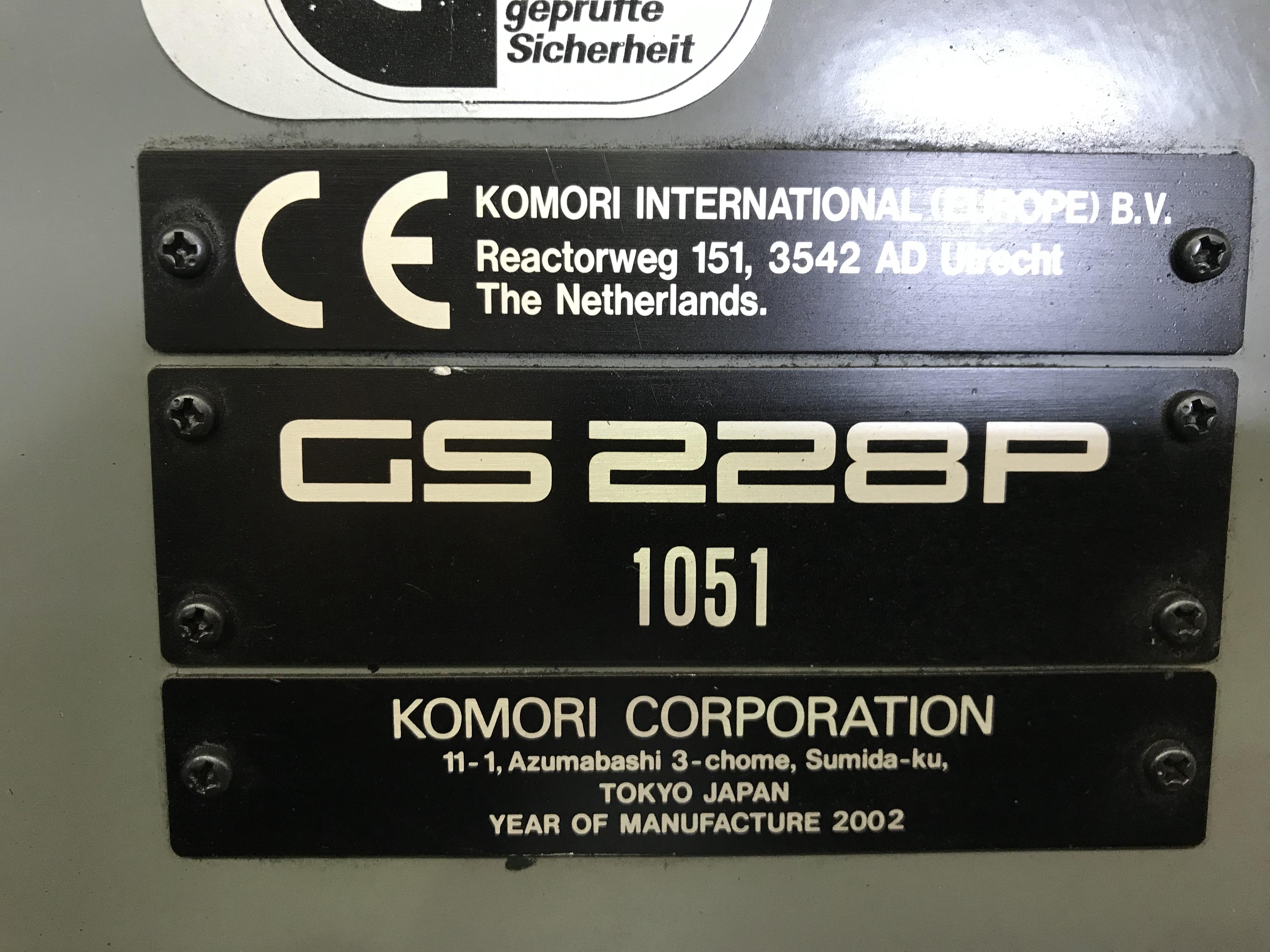 Komori GS 228P - 2