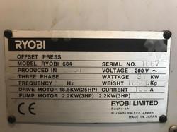 RYOBI 684