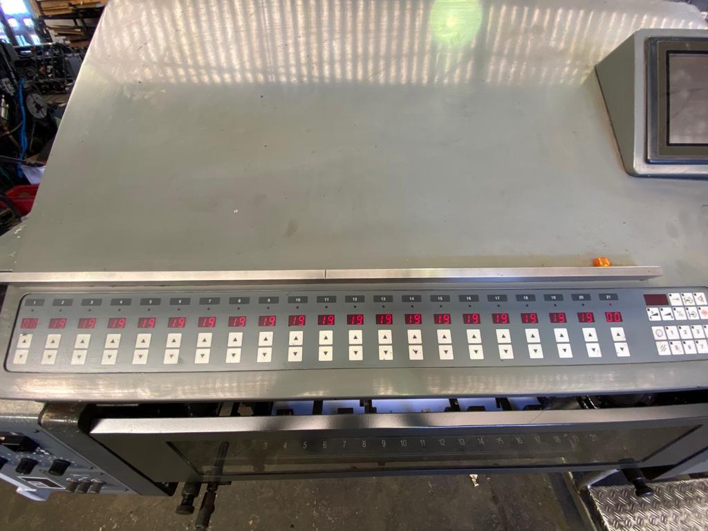 Komori GS 228P - 23