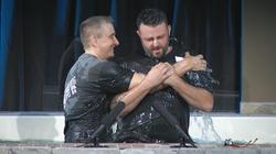 chris baptism