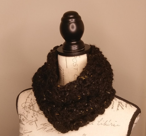 Speckled Night Cowl