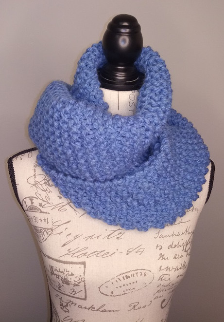 Just the Blues Scarf
