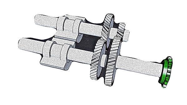 tfsi balance shaft