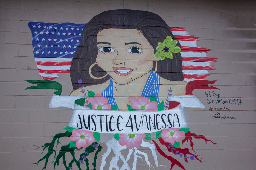 While she was out there trying to protect her country from harm, she was being harmed by the same thing she was trying to keep safe. Her family still has no peace and are still waiting for justice to be made for Vanessa.