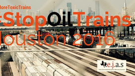 Stop Oil Trains Week of Action 2016