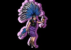Chikawa Dancer head dress.png