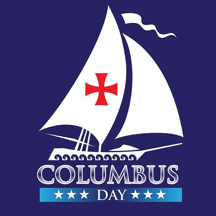 happy-columbus-day-logo-design-white-shi