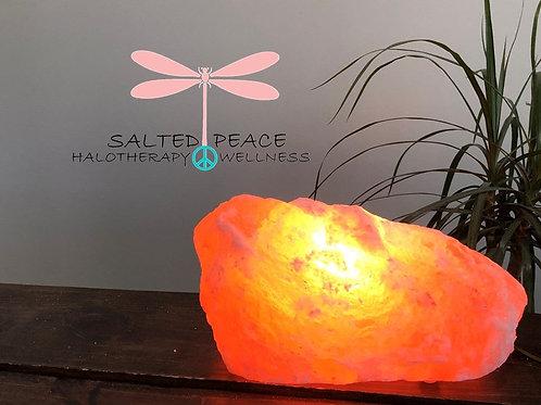 Raw Pink Himalayan Salt Lamp